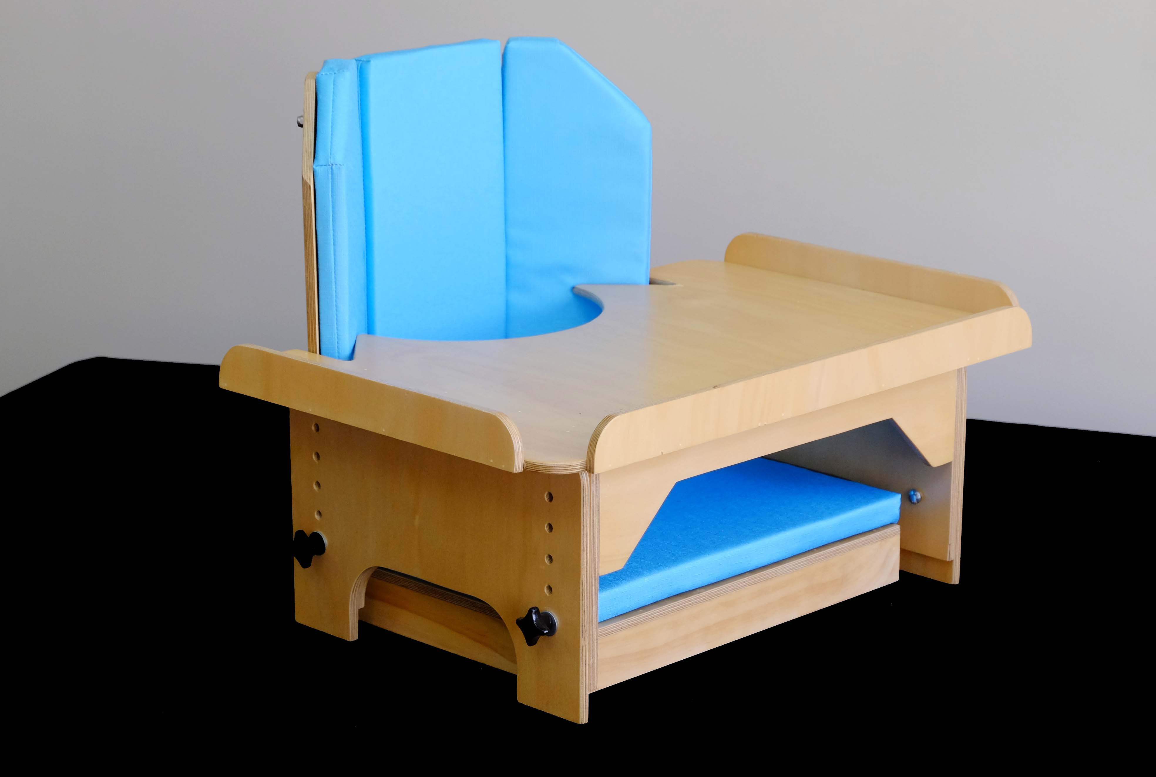 Side Support Chair Tad Personalised Technology And Equipment